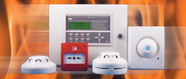 HONEYWELL FIRE ALARM PANEL